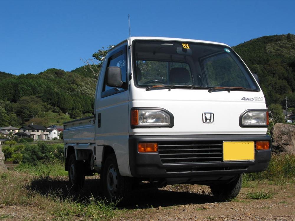 軽トラック(AT)1台